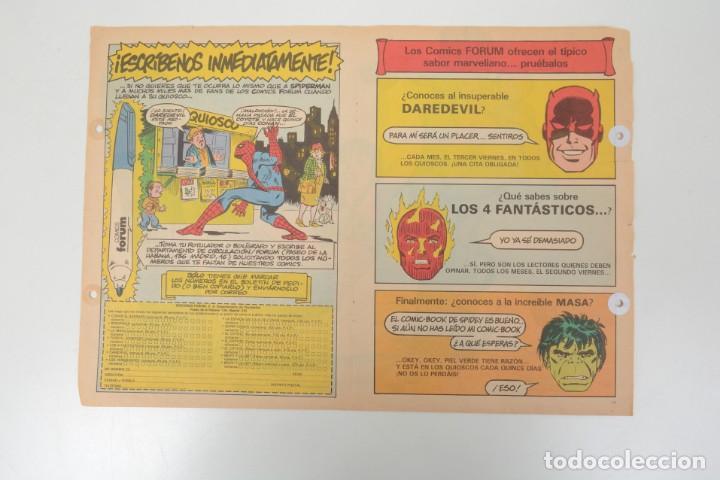Cómics: Poster De los comics Forum de Spiderman por John Romita - Foto 6 - 254085755