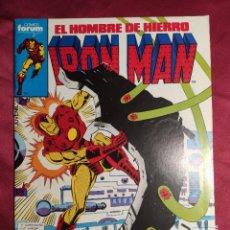 Cómics: EL HOMBRE DE HIERRO. IRON MAN. VOL 1. Nº 13. ESPORAS. FORUM.. Lote 254103390