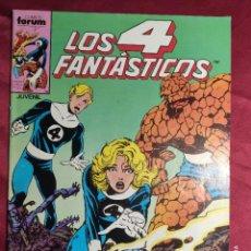 Cómics: LOS 4 FANTASTICOS. VOL 1. Nº 39. FORUM.. Lote 254103625
