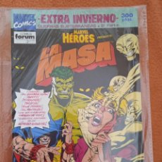 Cómics: MARVEL HEROES EXTRA INVIERNO 1992- FORUM. Lote 254188415