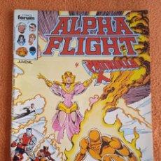 Cómics: ALPHA FLIGHT 22- FORUM. Lote 254189775