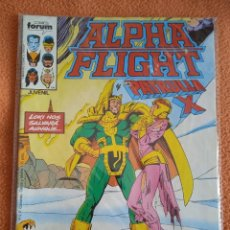 Cómics: ALPHA FLIGHT 24- FORUM. Lote 254189840