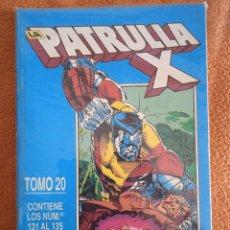 Cómics: PATRULLA X 131-132-133-134-135 VOL 1- FORUM. Lote 254190800
