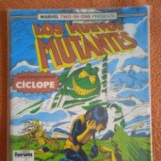 Cómics: NUEVOS MUTANTES 53-FORUM. Lote 254194895