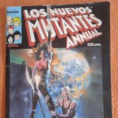 Cómics: NUEVOS MUTANTES ANNUAL ESPECIAL PRIMAVERA 1987-FORUM. Lote 254196115