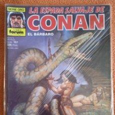 Cómics: LA ESPADA SALVAJE DE CONAN 157 VOL 1-FORUM. Lote 254212585