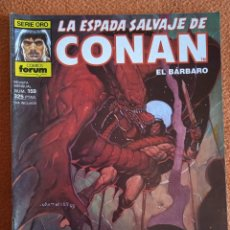 Cómics: LA ESPADA SALVAJE DE CONAN 159 VOL 1-FORUM. Lote 254212810