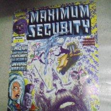 Cómics: MAXIMUM SECURITY Nº 1 - ED. FORUM. Lote 254252285