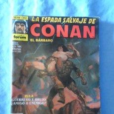 Cómics: ESPADA SALVAJE Nº 141 EDICIONES FORUM. Lote 254254135
