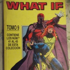 Cómics: TOMO Nº 9 CONTIENE DEL 41 AL 45 ( 4 FANTASTICOS, SPIDERMAN, FENIX , 5 FANTASTICOS ) ED 1991. Lote 254263855