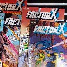 Cómics: FACTOR X. Lote 254267145