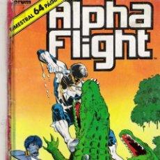 Cómics: ALPHA FLIGHT 38. Lote 254311060