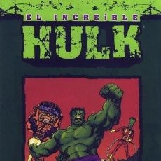 Cómics: COLECCIONABLE HULK COMPLETO 50 TOMOS PETER DAVID. Lote 254388250