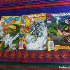 Cómics: FORUM VOL. 1 LA PATRULLA X NºS 109 Y 124. 1991 175 PTS. REGALO X-FORCE Nº 6.. Lote 254397335