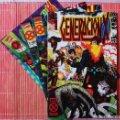 Lote 254397620: GENERACIÓN X Cómics Forum PLANETA DeAGOSTINI Completa 4 Nº
