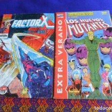 Cómics: FORUM VOL. 1 LOS NUEVOS MUTANTES EXTRA VERANO 1991 DÍAS DEL FUTURO PRESENTE. REGALO FACTOR Nº 44.. Lote 254399895