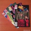Lote 254413270: GAMBITO Cómics Forum EDITORIAL PLANETA-DEAGOSTINI Completa 4 Nº.