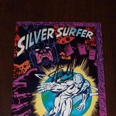 Cómics: SILVER SURFER POR STAN LEE Y JACK KIRBY -FORUM- EXCELENTE ESTADO (FIRMADO POR STAN LEE EN 1998). Lote 254419525