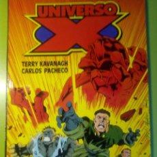 Cómics: UNIVERSO X CARLOS PACHECO. Lote 254431105