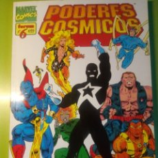 Cómics: PODERES COSMICOS 6. Lote 254432910