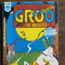 Cómics: GROO THE WANDERER Nº 11 (ÚLTIMO NÚMERO) - SERGIO ARAGONÉS. Lote 254540680
