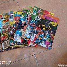 Cómics: VENGADORES 132 NÚMEROS COMPLETA VOLUMEN 1 FORUM. Lote 254551365