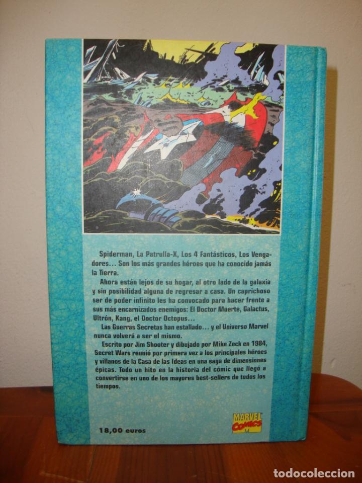 Cómics: MARVEL SECRET WARS (CONTIENE LOS DOCE NÚMEROS DE LA COLECCIÓN) - FORUM, MUY BUEN ESTADO - Foto 3 - 254595685