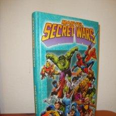 Cómics: MARVEL SECRET WARS (CONTIENE LOS DOCE NÚMEROS DE LA COLECCIÓN) - FORUM, MUY BUEN ESTADO. Lote 254595685
