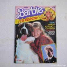 Cómics: BABIE ¡TU REVISTA! N.º 44 - COMICS FORUM - 1988 - CON POSTER DE STING. Lote 254616795