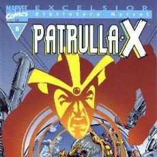 Cómics: BIBLIOTECA MARVEL PATRULLA X 8 NUEVO. Lote 254638470