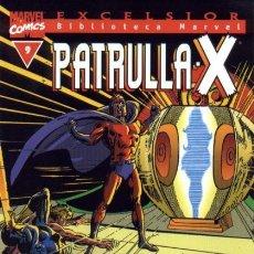 Cómics: BIBLIOTECA MARVEL PATRULLA X 9 NUEVO. Lote 254638535