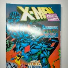 Cómics: X-MEN - EL HEREDERO DE APOCALIPSIS VS SINIESTRO (DEMATTEIS, DODSON) - ESPECIAL MUTANTE. Lote 254649385