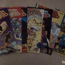 Cómics: LOTE LOS NUEVOS MUTANTES 1-2-3-31-39-42 (LA GUERRA DE LA EVOLUCION) Y SECRET WARS II 46. Lote 254802865