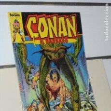 Cómics: CONAN EL BARBARO VOL. 1 Nº 91 MARVEL - FORUM. Lote 254807085