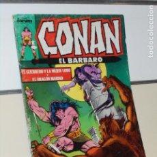 Cómics: CONAN EL BARBARO VOL. 1 Nº 89 MARVEL - FORUM. Lote 254807200