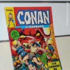 Cómics: CONAN EL BARBARO VOL. 1 Nº 82 MARVEL - FORUM. Lote 254807995