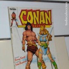 Cómics: CONAN EL BARBARO VOL. 1 Nº 81 MARVEL - FORUM. Lote 254808185