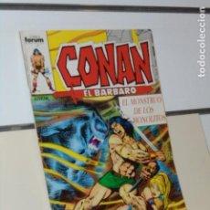Cómics: CONAN EL BARBARO VOL. 1 Nº 79 MARVEL - FORUM. Lote 254808595
