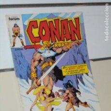 Cómics: CONAN EL BARBARO VOL. 1 Nº 76 MARVEL - FORUM. Lote 254809245