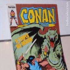 Cómics: CONAN EL BARBARO VOL. 1 Nº 65 MARVEL - FORUM. Lote 254810165