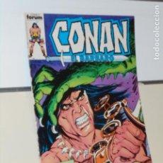 Cómics: CONAN EL BARBARO VOL. 1 Nº 58 MARVEL - FORUM. Lote 254810495