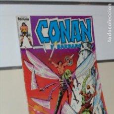 Cómics: CONAN EL BARBARO VOL. 1 Nº 57 MARVEL - FORUM. Lote 254810595