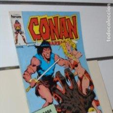 Cómics: CONAN EL BARBARO VOL. 1 Nº 62 MARVEL - FORUM. Lote 254810705