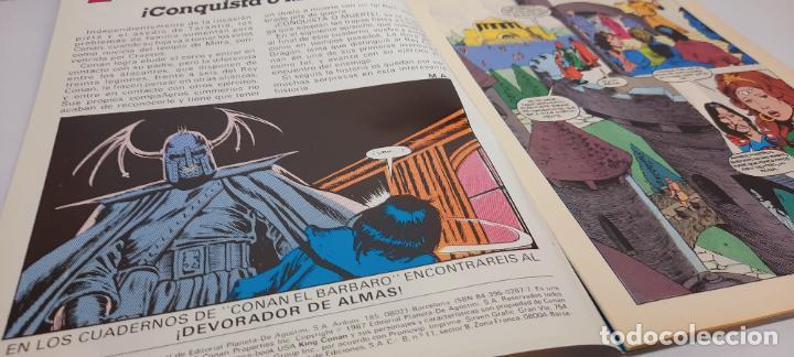 Cómics: CONAN REY Nº 36.- COMICS FORUM - Foto 2 - 254920635