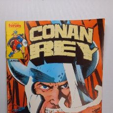 Cómics: CONAN REY Nº 39.- COMICS FORUM. Lote 254920750