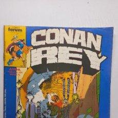 Cómics: CONAN REY Nº 26.- COMICS FORUM. Lote 254920985