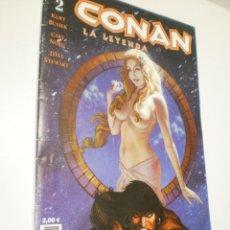 Cómics: CONAN LA LEYENDA Nº 2. FORUM 2005 (BUEN ESTADO). Lote 255016500