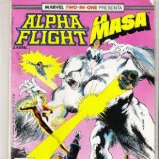 Cómics: ALPHA FLIGHT 40. Lote 255320135