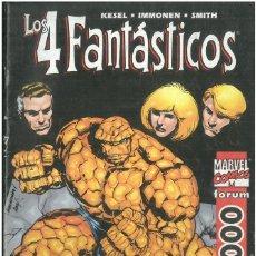 Cómics: 4 FANTASTICOS ANUAL 2000. FORUM. C-76.. Lote 255320850