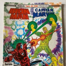 Cómics: IRON MAN CAPITÁN MARVEL #51 VOL1 FORUM. Lote 255347390